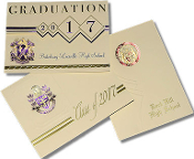 002 Graduation Announcements ( 25 pk)