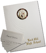 002 Rock Hill Graduation Announcements ( 25 pk)
