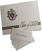 0200 Northwestern Graduation Announcements ( 25 pk)