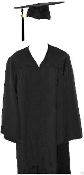Rock Hill Adult Education Cap & Gown